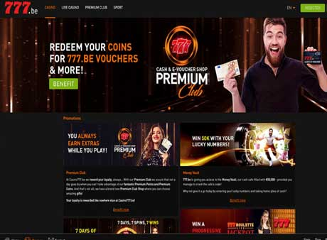 casino777 uitbetalen